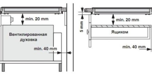 Схема монтажа электрической